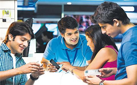 苹果乏力、HTC迷茫 小米三星成印度市场最大赢家