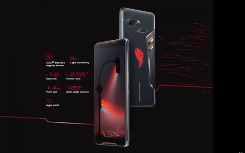 最强游戏手机ROG Phone要登陆国行了?你需要信仰和钱包的两手准备
