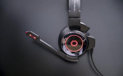 舒适感与高音质兼备 圆刚GH337电竞耳机评测