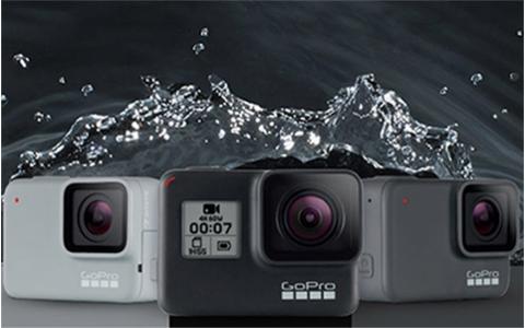 黑银白齐亮相 Gopro正式发布三款Hero 7运动相机