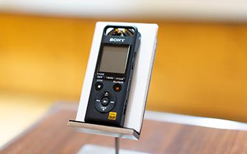 索尼发布全新录音笔产品PCM-A10:更方便、更易用、依然高品质