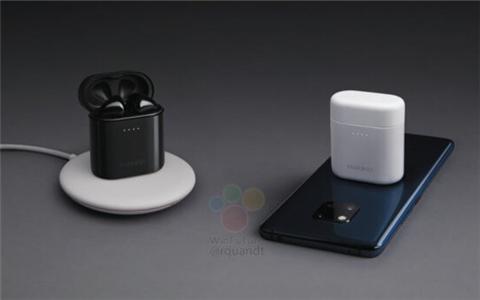 华为Freebuds 2 Pro无线耳机曝光 支持无线充电与语音降噪