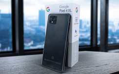 """谷歌 Pixel 4 XL曝光:采用后置""""浴霸""""三摄"""
