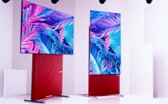 是电视更是巨屏手机 TCL XESS智屏搭载升降摄像头还能旋转屏幕
