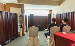 惠威亮相2019上海国际音响展 首次展示新品音箱TS300、H8