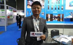 CEI2019 | 专访创视信通CEO朱海峰:印度市场潜力巨大,自家产品备受追捧