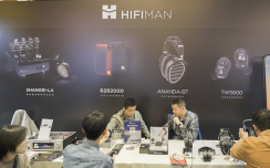 HIFIMAN亮相CanJam上海展 不仅带来高端平板耳机还发布两款新品