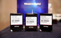 西部数据发布新款企业NVME SSD SN840,大幅提升数据吞吐能力