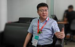 UDE 2020 | 海信视像副总裁王伟专访:钻研细分市场 进阶电竞显示器