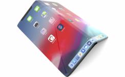 iPhone折叠屏手机专利细节曝光,开发新的保护层防止屏幕破裂