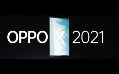 颠覆变形手机的枷锁 OPPO推出卷轴屏概念手机——OPPO X 2021