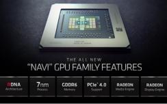 RX 5700系列显卡全新NAVI GPU架构揭秘:这是AMD憋了4年的大招