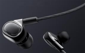 小米发布圈铁四单元耳机 Hi-Res认证 预售价699元