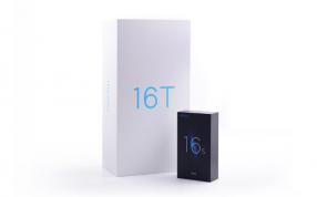 魅族16T手机参数曝光:高通骁龙855+4500mAh电池