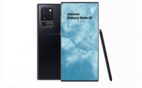三星Note20系列手机跑分曝光:或基于高通骁龙865 Plus处理器