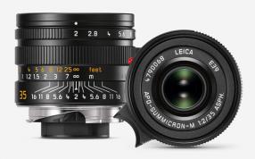 徕卡新复消色差镜头APO-Summicron-M 35 f/2问世 仅重320g极致便携