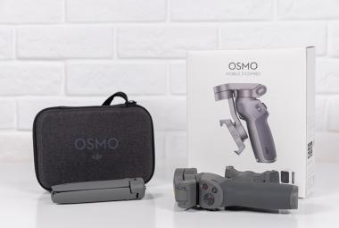 不只折叠更有体验革新 大疆灵眸Osmo Mobile 3手机稳定器评测