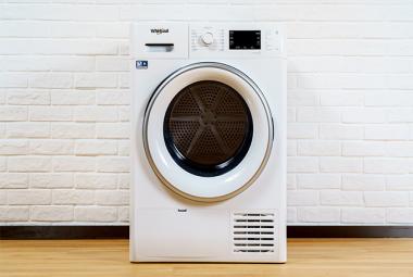 惠而浦Fresh Care+评测:为何说热泵式是干衣机首选?