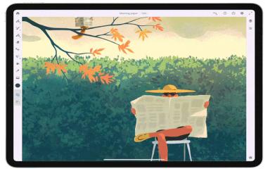 重现油画水墨画 绘图软件Adobe Fresco将在iPad平台正式登陆