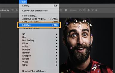 还原人物本来面貌 Adobe研发去除美颜PS功能