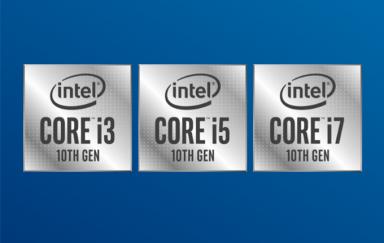 除了新锐开道 还有成熟补强! Intel再推8款第十代酷睿处理器
