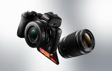 2088万像素下翻屏设计 尼康正式发布APS-C微单相机Z50