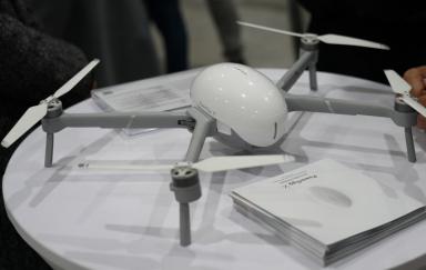 无人机与云台如何融为一体?臻迪PowerEgg X告诉你答案