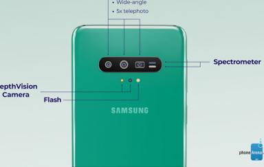 三星Galaxy S11系列手机新曝光:屏幕尺寸最大为6.9英寸