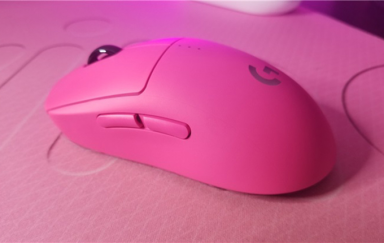 哪个男孩子内心深处不也有个少女心 罗技推出粉色GPro Wireless鼠标