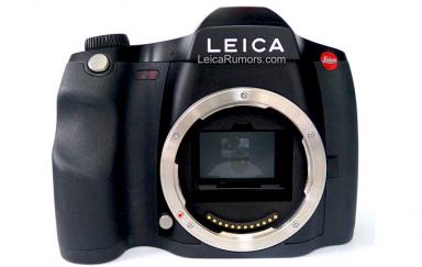 6270万像素 徕卡新中画幅相机S3详细规格、外观照曝光