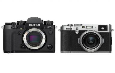 富士2月还有新动向 X100V和X-T4两款相机陆续发布
