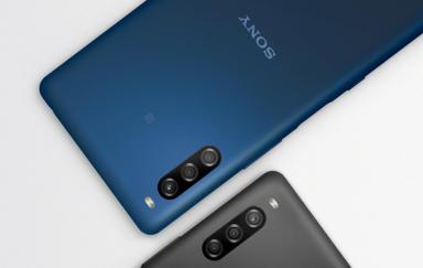 索尼终于对异形屏妥协?新品手机Xperia L4采用水滴屏
