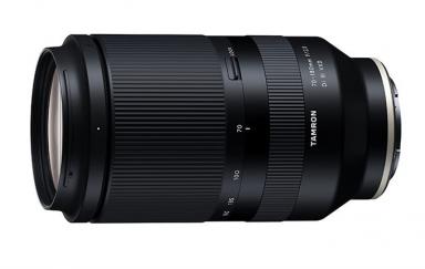 腾龙70-180mm f/2.8 Di III VXD官方照泄露 新镜头发布在即
