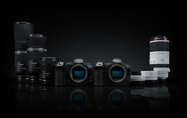 佳能EOS R5、R6双机同步发布 用8K视频改写无反相机市场