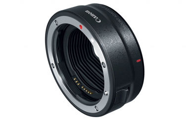 佳能今年将再出三款RF卡口转接环 减焦环提升EOS R 4K视频拍摄