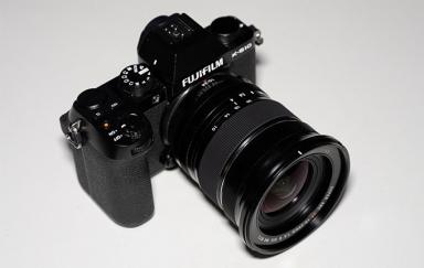 富士发布X-S10微单相机 直出、Vlog双重利器