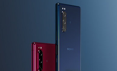 索尼Xperia新品发布会