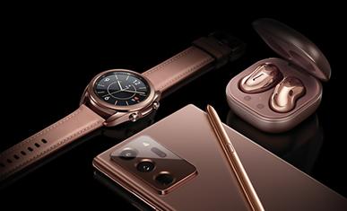 三星Galaxy Note20系列 新品体验发布会