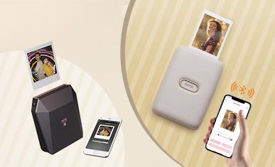 时尚又炫酷的手机照片打印机 双十一怎能错过?