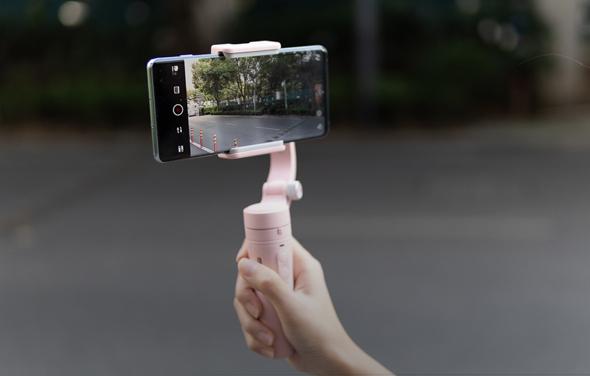 飞宇Vlog pocket折叠手机稳定器评测:用小身材搞点大事情