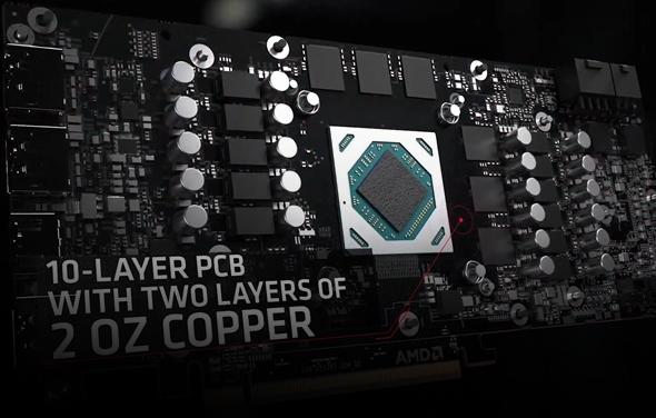 AMD官宣Radeon RX 6700 XT显卡:性能超2080 SUPER,3699元起