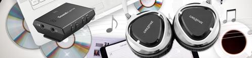 音质提升利器 创新E3耳放与Avrvana Live!2的完美组合