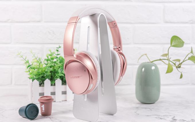 Bose QC35 II无线消噪耳机限量版图赏:女生期待的玫瑰金终于来啦!