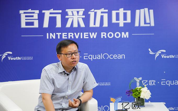 5G赋能新时代 大朋VR创始人兼CEO陈朝阳展望VR发展未来