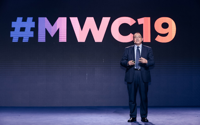 2019 MWC上海:5G赋能 智联万物