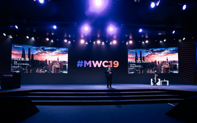 2019MWC上海主题演讲——《5G未来》 Qualcomm中国区董事长 孟樸