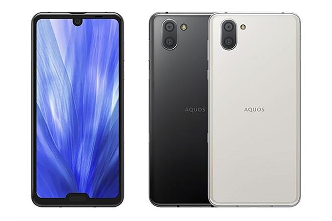 顶部美人尖底部小刘海 夏普AQUOS R3手机将于8月16日正式发布