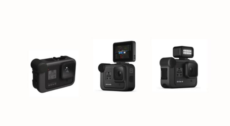 运动相机和全景相机都将升级 GoPro新品谍照相继曝光