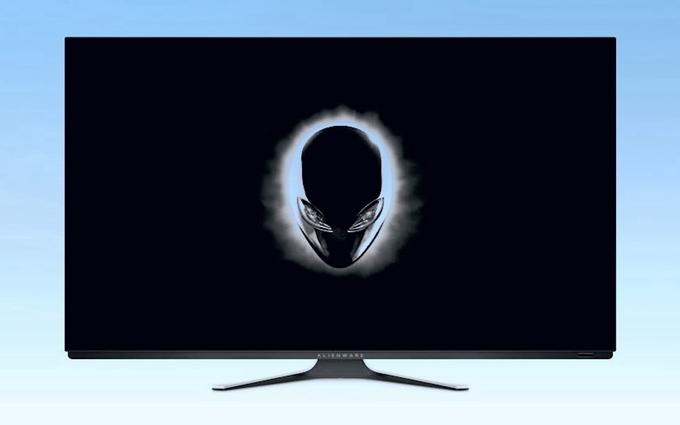 外星人推55英寸OLED显示器:120Hz刷新率,售价超2万8