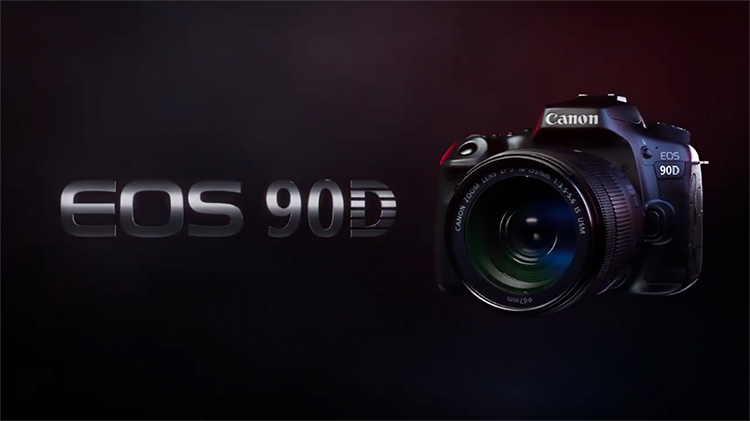 佳能新机宣传视频被泄露 EOS 90D和EOS M6 Mark II皆为3250万像素